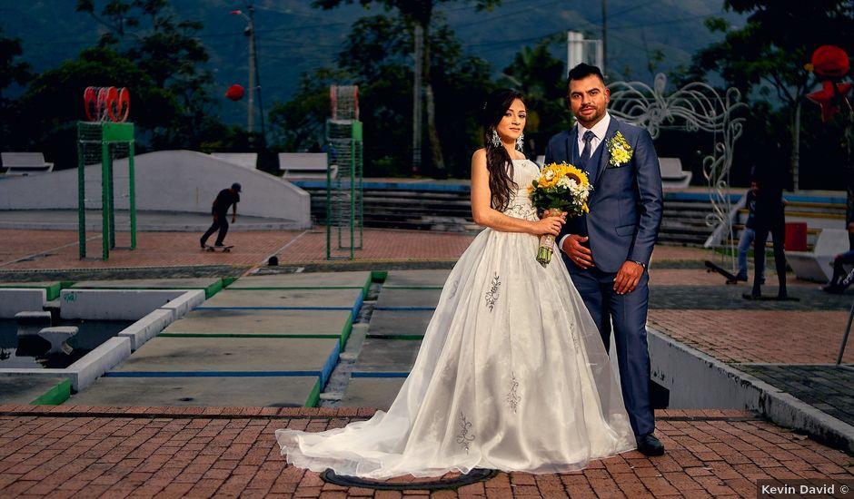 El matrimonio de Julieth y Jhon en Ibagué, Tolima