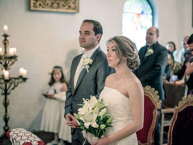 El matrimonio de Nicolás y Carolina en Chía, Cundinamarca 8