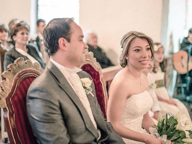 El matrimonio de Nicolás y Carolina en Chía, Cundinamarca 14