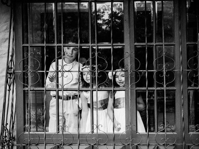 El matrimonio de Nicolás y Carolina en Chía, Cundinamarca 19