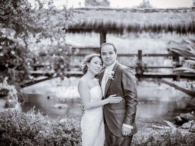 El matrimonio de Nicolás y Carolina en Chía, Cundinamarca 29