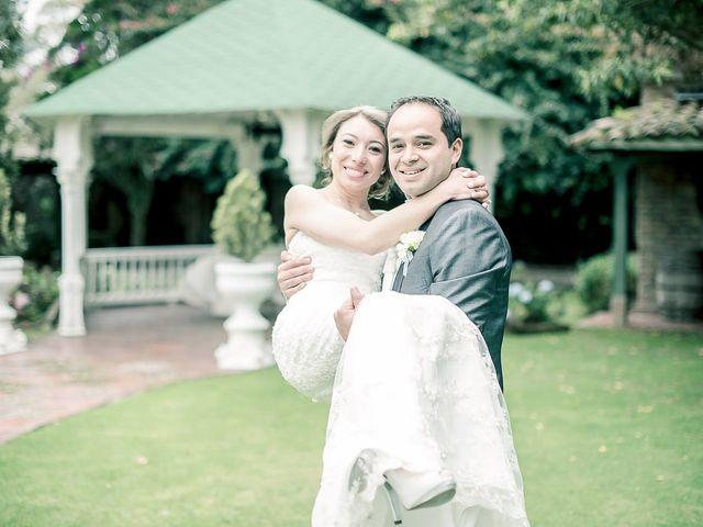 El matrimonio de Nicolás y Carolina en Chía, Cundinamarca 32