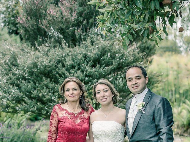 El matrimonio de Nicolás y Carolina en Chía, Cundinamarca 33