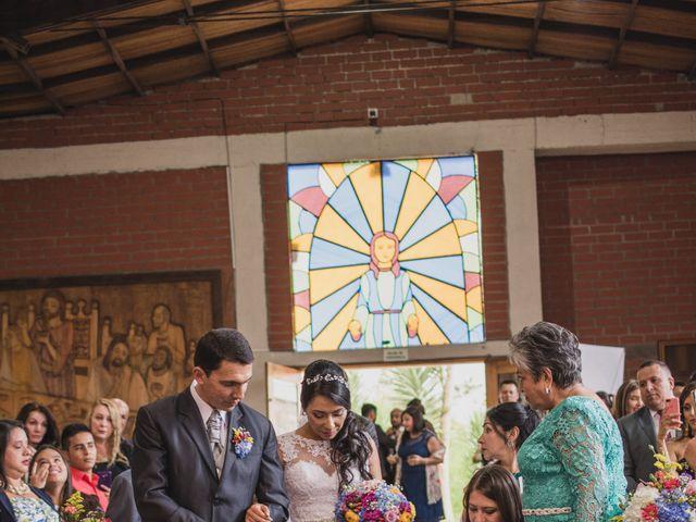 El matrimonio de William y Diana en Manizales, Caldas 8