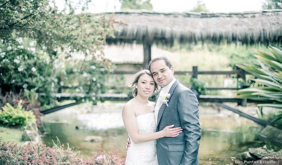 El matrimonio de Nicolás y Carolina en Chía, Cundinamarca