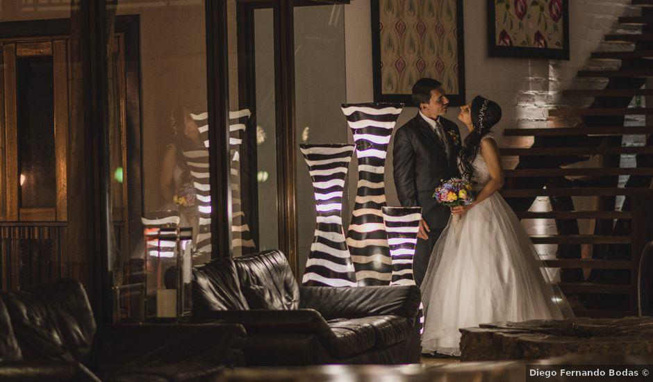 El matrimonio de William y Diana en Manizales, Caldas