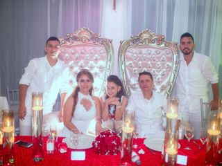 El matrimonio de Sandra y Elkin 2
