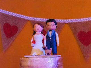 El matrimonio de Maryeiny  y Gilberto  1