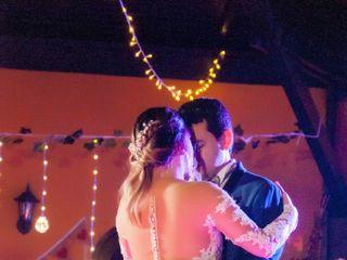 El matrimonio de Maryeiny  y Gilberto  2