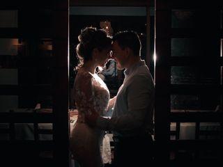 El matrimonio de Erika y Mario Andrés