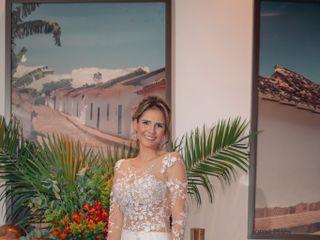 El matrimonio de Erika y Mario Andrés 2