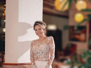 El matrimonio de Erika y Mario Andrés 3