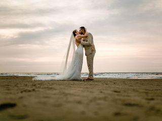 El matrimonio de Yesica  y Jhonatan  3