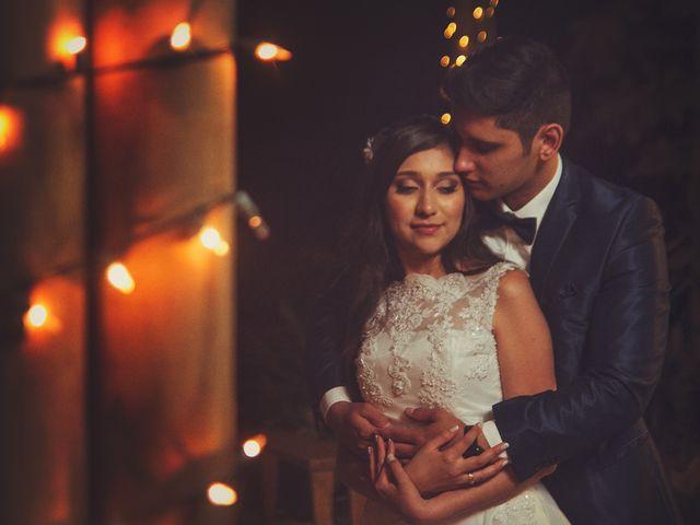 El matrimonio de Ana y Alejandro