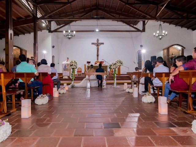 El matrimonio de Gilberto  y Maryeiny  en Copacabana, Antioquia 18