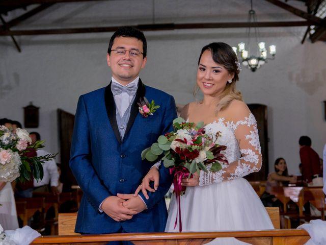 El matrimonio de Gilberto  y Maryeiny  en Copacabana, Antioquia 20