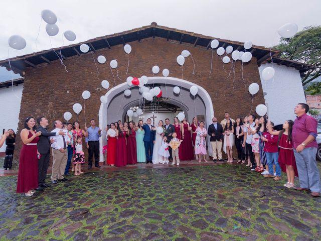 El matrimonio de Gilberto  y Maryeiny  en Copacabana, Antioquia 22