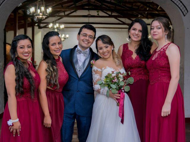 El matrimonio de Gilberto  y Maryeiny  en Copacabana, Antioquia 24