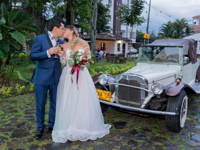 El matrimonio de Maryeiny  y Gilberto