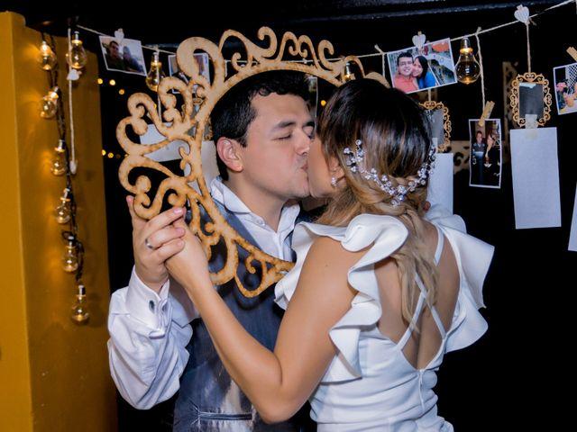 El matrimonio de Gilberto  y Maryeiny  en Copacabana, Antioquia 42