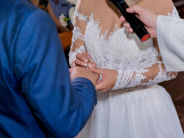 El matrimonio de Gilberto  y Maryeiny  en Copacabana, Antioquia 44