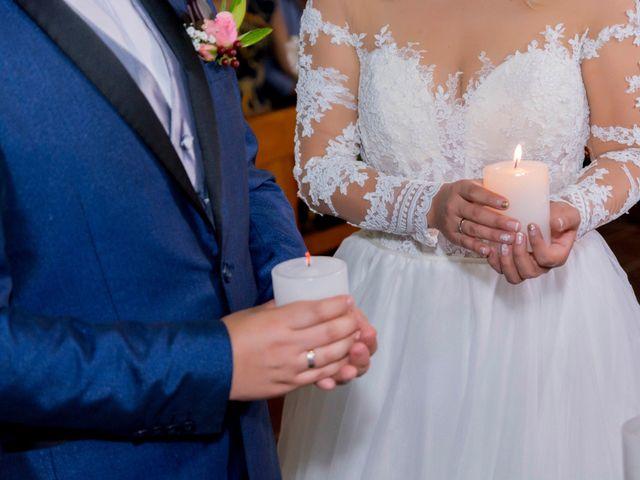 El matrimonio de Gilberto  y Maryeiny  en Copacabana, Antioquia 47