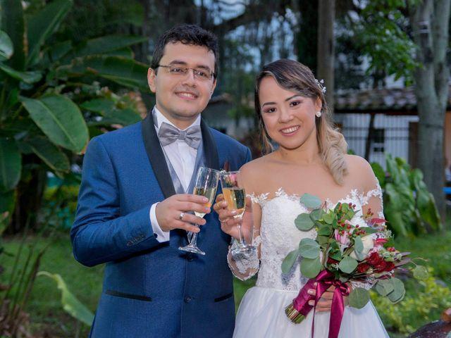 El matrimonio de Gilberto  y Maryeiny  en Copacabana, Antioquia 54