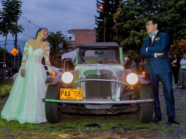 El matrimonio de Gilberto  y Maryeiny  en Copacabana, Antioquia 55