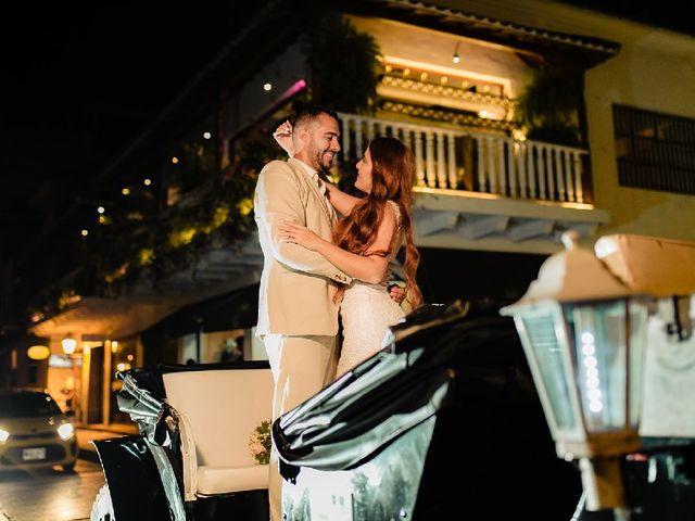 El matrimonio de Jhonatan  y Yesica  en Cartagena, Bolívar 5