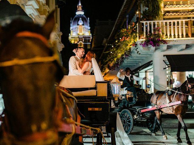 El matrimonio de Jhonatan  y Yesica  en Cartagena, Bolívar 7