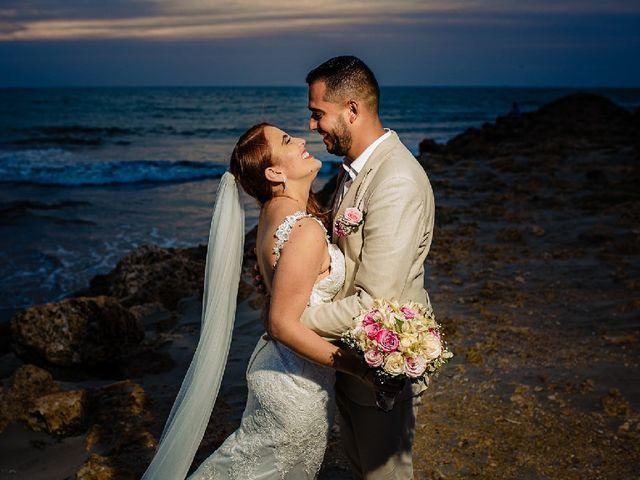 El matrimonio de Jhonatan  y Yesica  en Cartagena, Bolívar 2