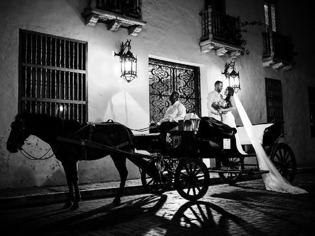 El matrimonio de Jhonatan  y Yesica  en Cartagena, Bolívar 15