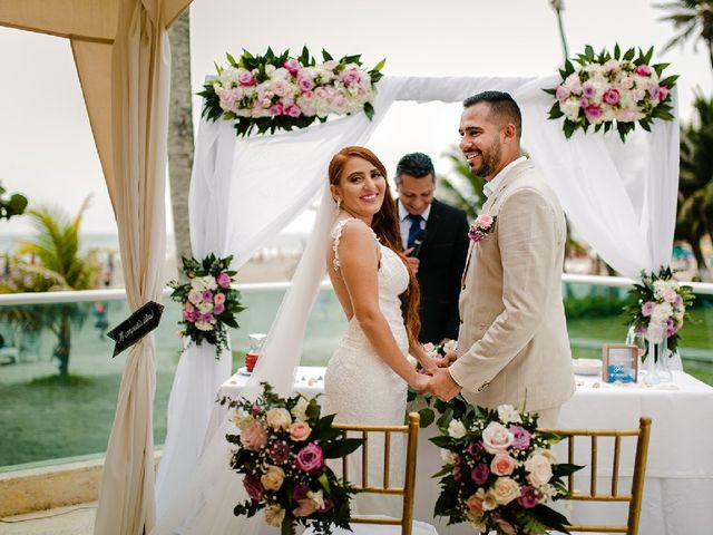 El matrimonio de Jhonatan  y Yesica  en Cartagena, Bolívar 16