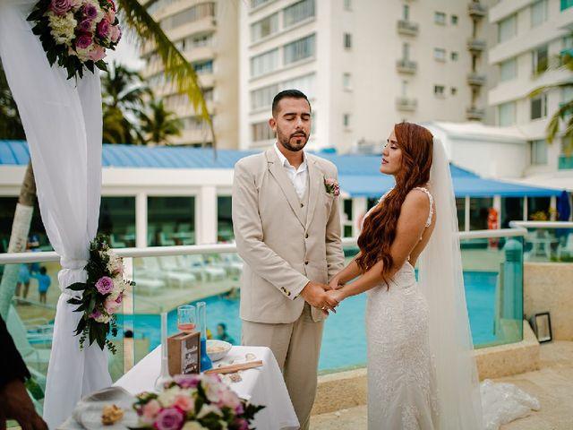 El matrimonio de Jhonatan  y Yesica  en Cartagena, Bolívar 17