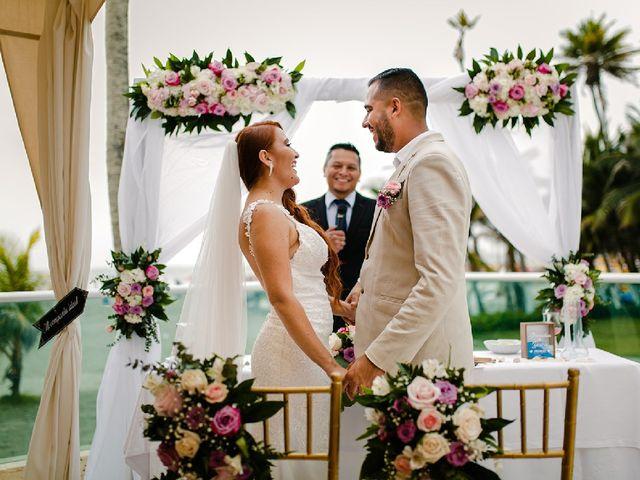 El matrimonio de Jhonatan  y Yesica  en Cartagena, Bolívar 18