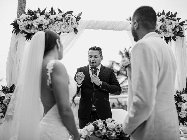 El matrimonio de Jhonatan  y Yesica  en Cartagena, Bolívar 21