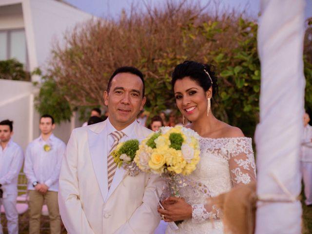El matrimonio de Luisa y José