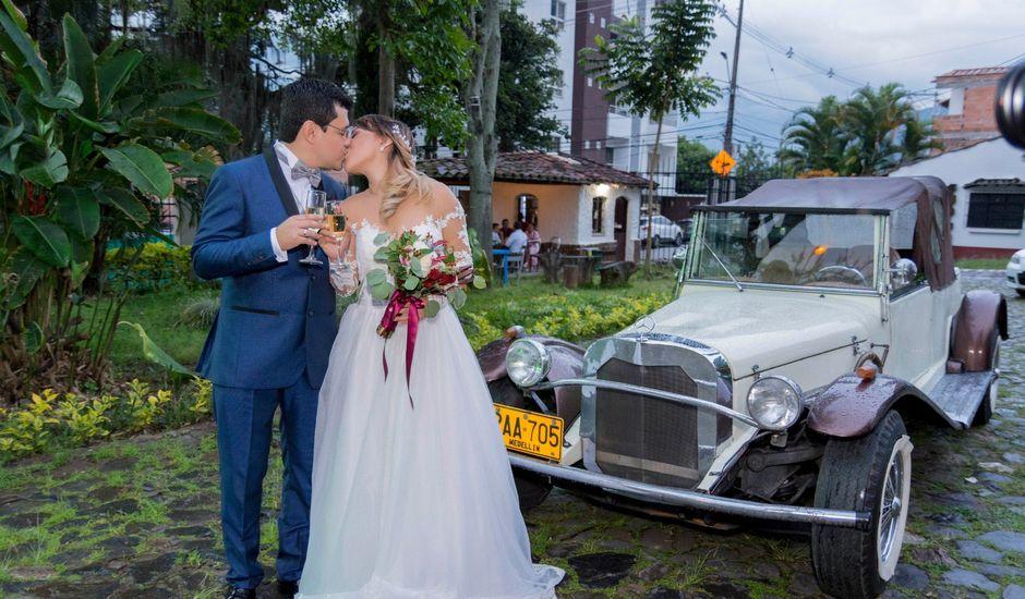 El matrimonio de Gilberto  y Maryeiny  en Copacabana, Antioquia