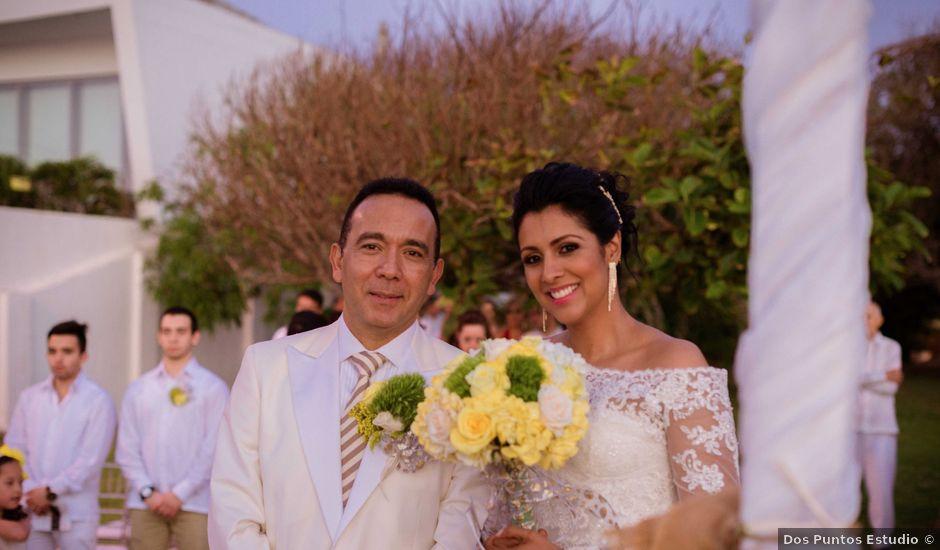 El matrimonio de José y Luisa en Barranquilla, Atlántico