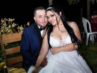 El matrimonio de Yessica Paola y José Miguel 3