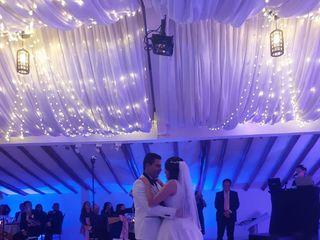 El matrimonio de Erika y Óscar Javier 1