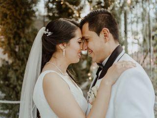El matrimonio de Erika y Óscar Javier 3