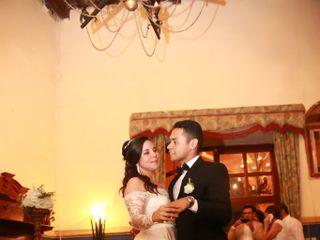 El matrimonio de Steici y Juan 1