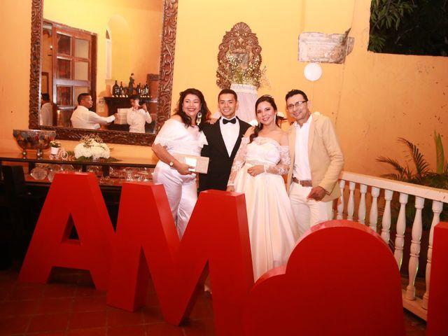 El matrimonio de Juan y Steici en Cartagena, Bolívar 2