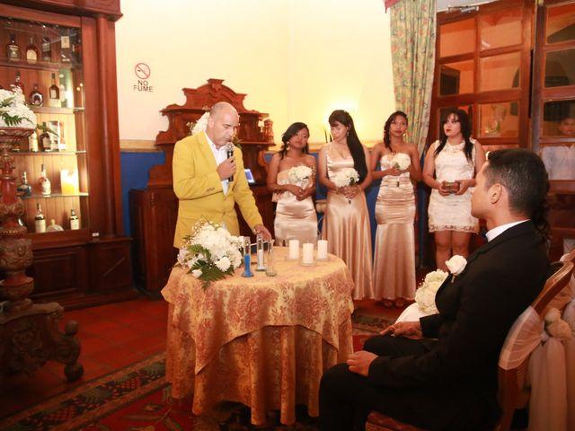 El matrimonio de Juan y Steici en Cartagena, Bolívar 5
