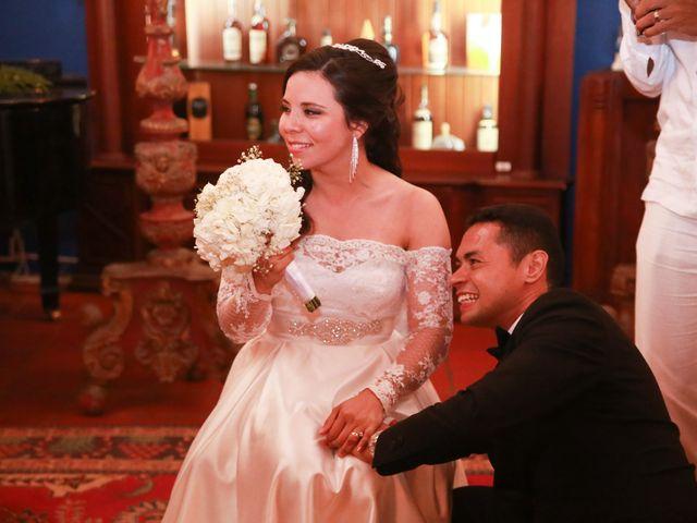 El matrimonio de Juan y Steici en Cartagena, Bolívar 6