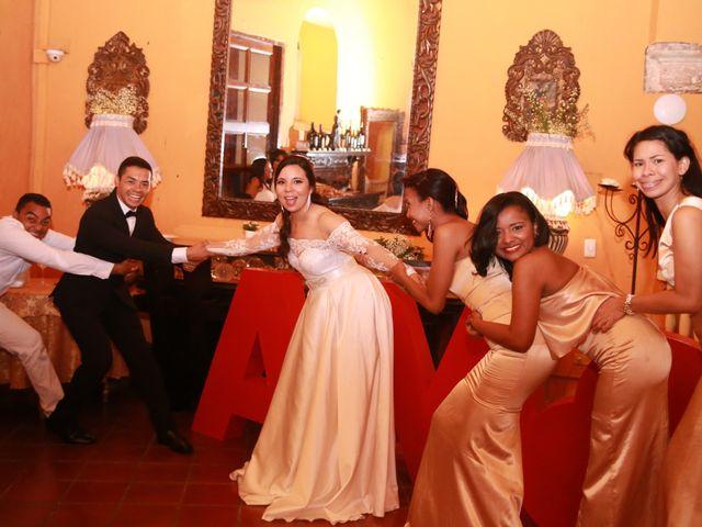 El matrimonio de Juan y Steici en Cartagena, Bolívar 8