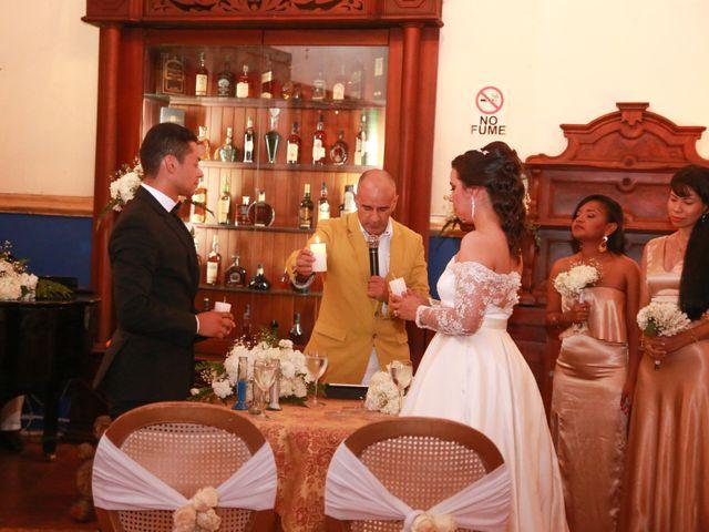 El matrimonio de Juan y Steici en Cartagena, Bolívar 9