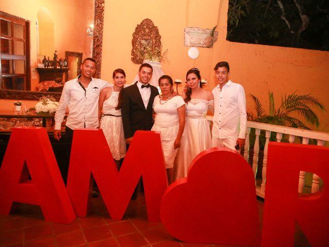 El matrimonio de Juan y Steici en Cartagena, Bolívar 12