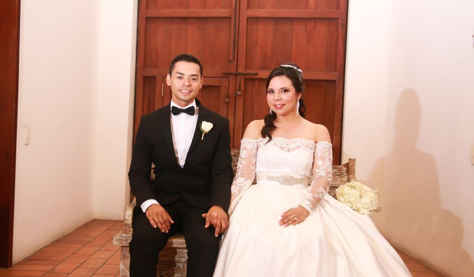 El matrimonio de Juan y Steici en Cartagena, Bolívar
